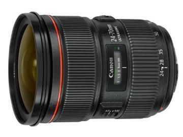 Udlejer: Canon EF 24-70mm F/2.8