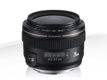 Udlejer: Canon EF 28mm F/1.8