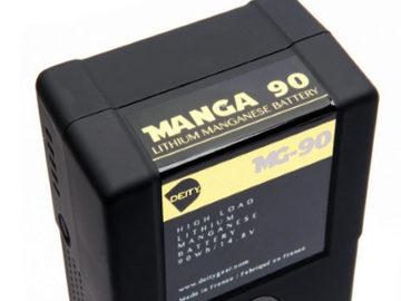 Udlejer: Deity Gear MANGA 90 Lithium
