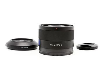 Udlejer: Zeiss Sonnar FE F2.8 35mm