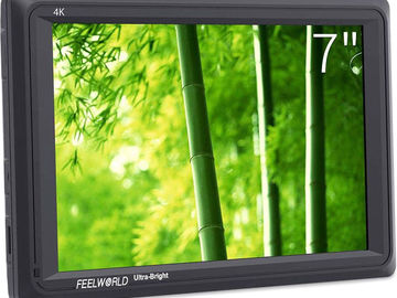 Udlejer: Rent a Feelworld 7 inch full HS monitor in Cyprus