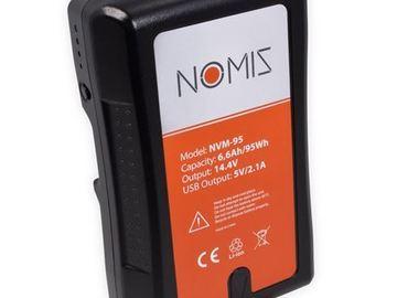 Udlejer: IDX CUE-D150 146Wh V-Mount battery