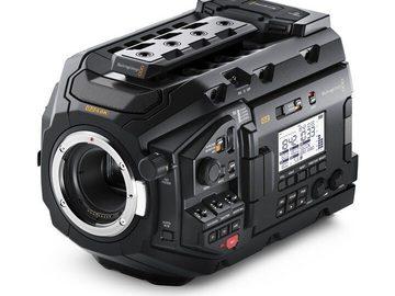 Udlejer: Blackmagic  URSA Mini Pro 4.6K G2