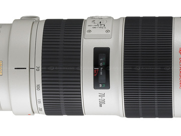 Lender: Rent a Canon 70-200 2.8 L USM II IS in Cyprus