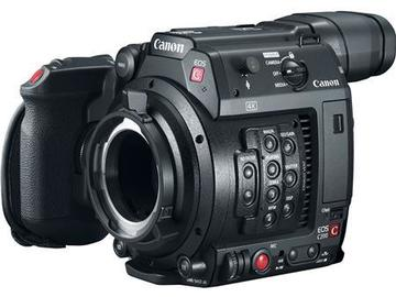 Lender: Rent a Canon C200 in Cyprus