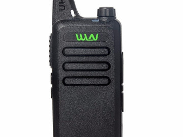 Lender: Rent a WLN Walkie Talkie X 8 in Cyprus