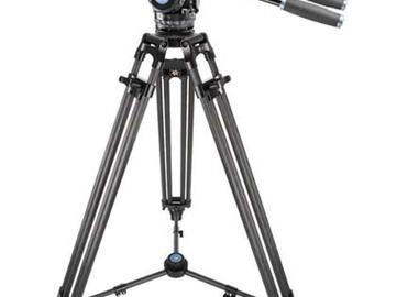 Udlejer: Sirui BCH-30 (både stativ og videohoved)