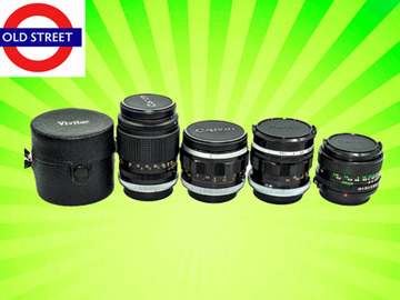 Udlejer: Set of 5 Lenses