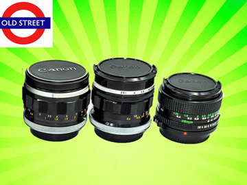 Udlejer: Set of 3 Lenses