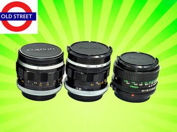 Vermieter: Set of 3 Lenses