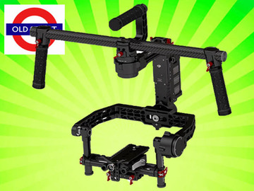 Udlejer: DJI Ronin Full Size Original Gimbal with Extension Arms + 2