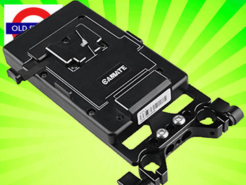 Udlejer: V Lock Battery Mounting Plate Power Supply Unit