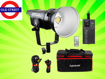 Udlejer: Aputure 120d Mkii Lighting Kit