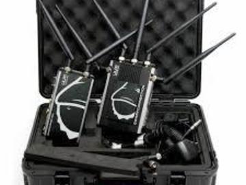 Lender: Video transmission link Dwarf LR1 for wireless camera connec