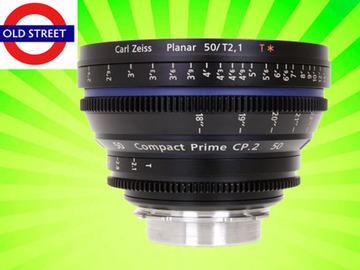 Udlejer: Zeiss CP.2 50mm T2.1 Lens (PL/EF/E Mount)