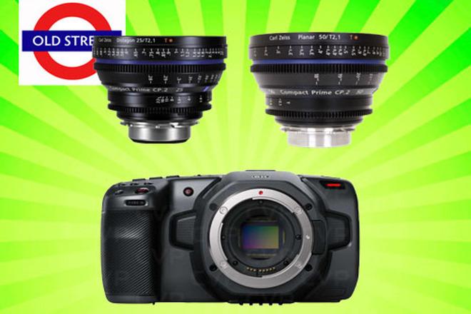 Blackmagic Pocket 6k Bmpcc 6k Zeiss Cp2 Cine Lenses Wedio