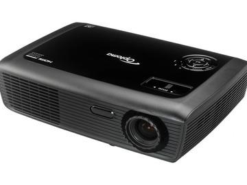 Lender: Optoma DLP Widescreen Projector (16:10) - 3D & HD Ready