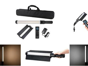 Lender: Godox LC500 BiColour LED Video/Photo Light Stick IceLight 2
