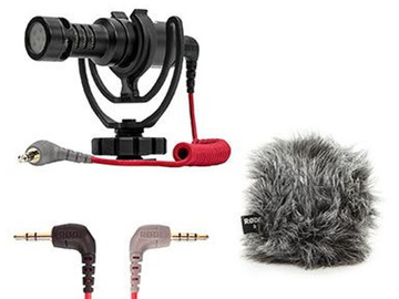 Lender: Rode VideoMicro | Mobile Videography Package
