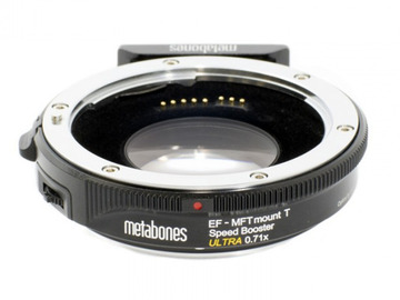 Lender: Metabones Speed Booster XL x.64 Adapter Canon EF Lens to MFT