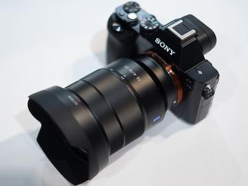 Lender: Sony Alpha A7 III Mirrorless Digital Cine Camera + 16-35mm