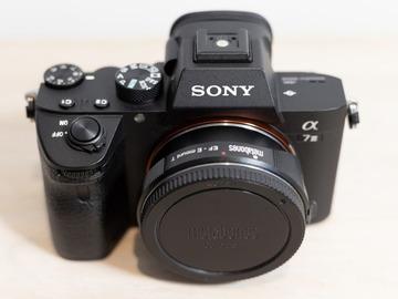 Lender: Sony A7 III Mirrorless Digital Cine 4K Camera + Metabone