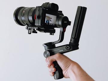 Lender: Zhiyun-Tech WEEBILL LAB 3 axis Handheld Gimbal Stabilizer