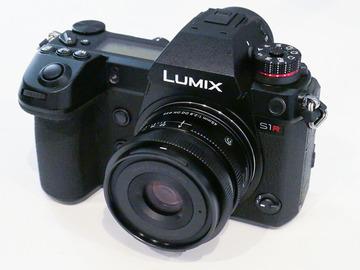 Lender: Panasonic Lumix DC - S1 + Mirrorless Full Frame Kit