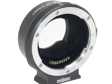Udlejer: Metabones MK 5 V Smart Adapter - Canon EF to Sony E Mount