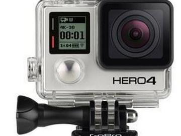 Lender: GoPro Hero 4 pakke