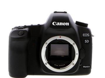 Lender: Canon 5d Mk II