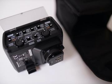 Lender: Panasonic DMW-XLR1 - XLR input adapter til GH5