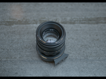 Udlejer: Helios 44-2 58mm f2  - for EF with seamless focusrings