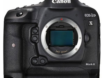 Lender: Canon EOS 1DX MARK II