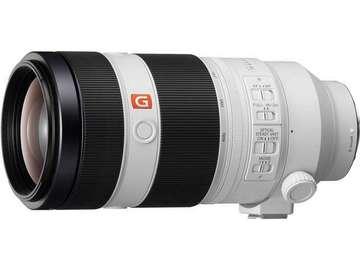 Lender: Sony G Master FE 100-400mm