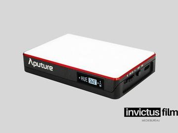 Lender: 3 stk. Aputure Amaran AL-MC RGB LED Mini Light