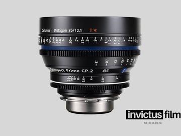 Lender: Carl Zeiss CP 2.0, 85 mm T2.1 (EF & PL)