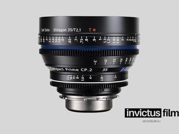 Lender: Carl Zeiss CP 2.0 T2.1 Pakke (35mm EF/PL & 85mm EF/PL)