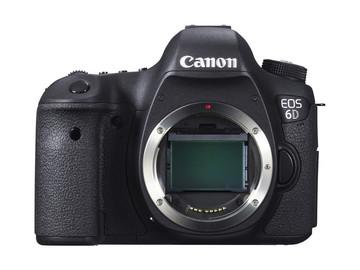 Udlejer: Canon 6D full frame