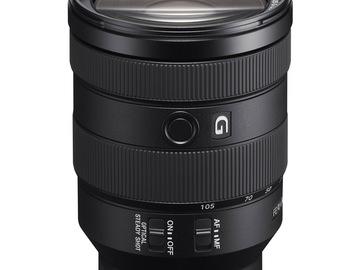 Lender: Sony FE 24-105mm f/4 G OSS