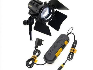 Lender: Dedo DoubleAspherics Light head 24V/150w