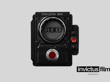 Lender: RED Epic-W Helium 8K Kamera Pakke