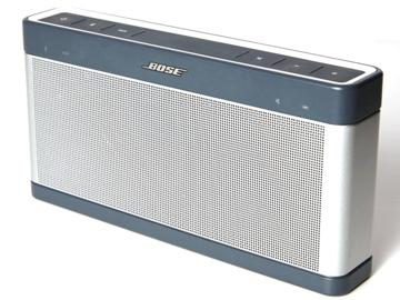 Lender: BOSE Soundlink Bluetooth Speaker III