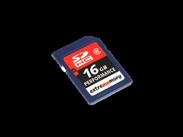 Lender: SD Karte 16GB