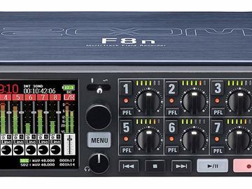 Lender: Zoom F8n