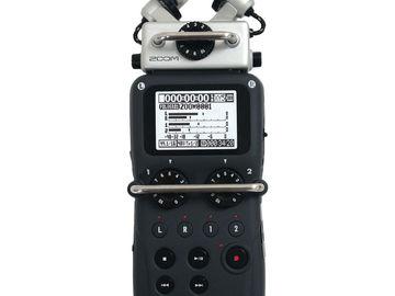 Lender: Zoom H5