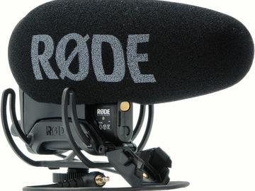 Lender: Rode VideoMic Pro