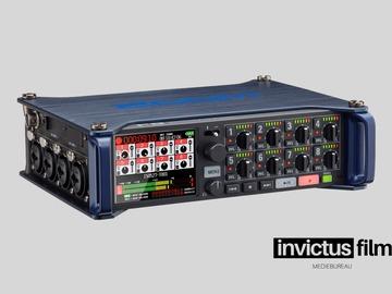 Lender: Zoom F8 Sound Recorder Pakke