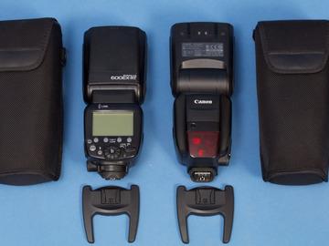 Lender: Canon 600EX-RT SPEEDLIGHT