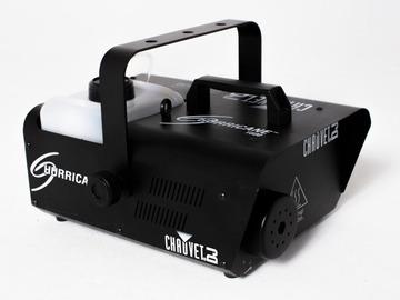 Lender: Smoke Machine Haze Machine Chauvet DJ hurricane 1600w Hazer